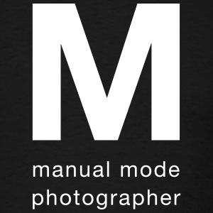 Manual Mode Photographer - Mediarena.com - Men's T-Shirt