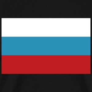 Я люблю Россию I love Russia Heart Fla - Men's Premium T-Shirt