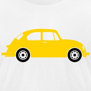 Small Cars (2c)++2014 T-Shirts - Men's T-Shirt by American Apparel