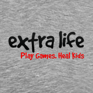 Design ~ Men's Extra-Life Donation Tee