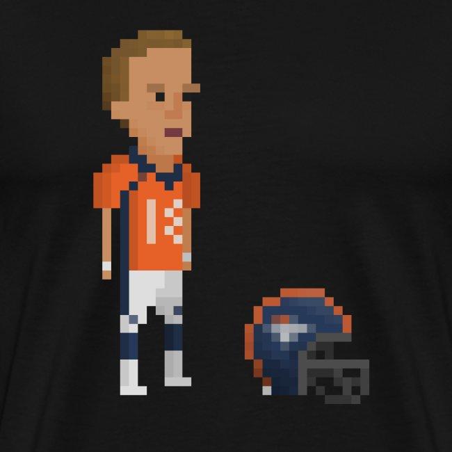 Men T-Shirt - Denver (american) football