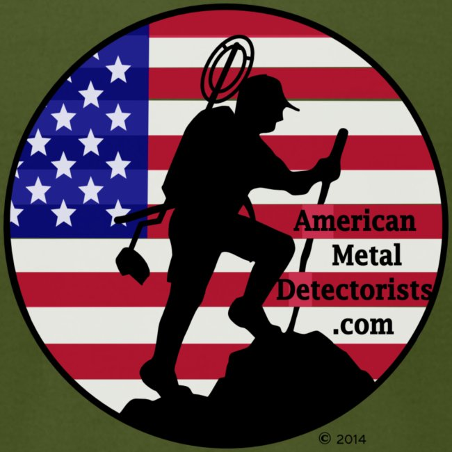 Detectorist  front - Made in USA