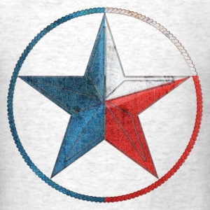 Faded Texas Lone Star - Men's T-Shirt