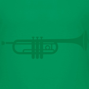 A trumpet  Baby & Toddler Shirts - Toddler Premium T-Shirt