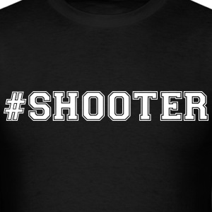 #Shooter basketball t-shirt - Men's T-Shirt