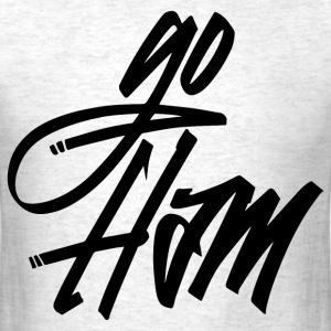 Go HAM T-Shirts - Men's T-Shirt