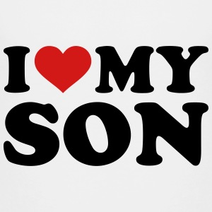 I love my son Kids' Shirts - Kids' Premium T-Shirt