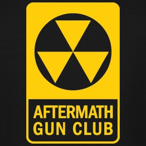 Aftermath Gun Club (tall) - Men's Tall T-Shirt