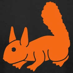 Cute Squirrel T-Shirts