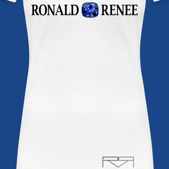 RONALD RENEE T SHIRT FOR GIRLS,WOMEN