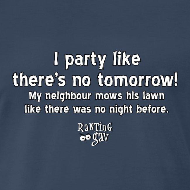 Party - Men's T