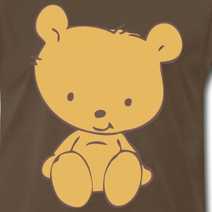 Toy Teddy Bear T-Shirts - Men's Premium T-Shirt