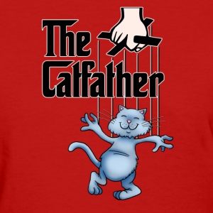 The Catfather Women's T-Shirts - Women's T-Shirt