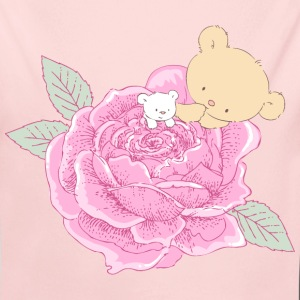 Sweetheart Rose Baby & Toddler Shirts - Long Sleeve Baby Bodysuit