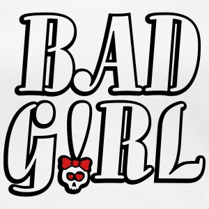 bad_girl_022014_b_2c Women's T-Shirts - Women's Premium T-Shirt