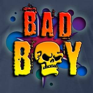 bad_boy_c_012014 T-Shirts - Men's Premium T-Shirt