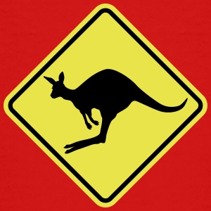 Kangaroo road sign australia Baby & Toddler Shirts - Toddler Premium T-Shirt