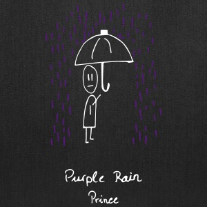 Purple Rain - Tote Bag