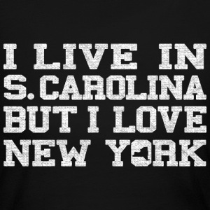 live_south_carolina_love_new_york Long Sleeve Shirts - Women's Long Sleeve Jersey T-Shirt