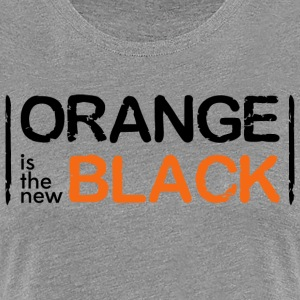 Free Piper, Orange is the New Black Women's T-Shirts - Women's Premium T-Shirt