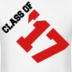 Class of '17 - Men's T-Shirt