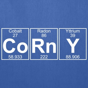 Co-Rn-Y (corny) - Full Bags & backpacks - Tote Bag