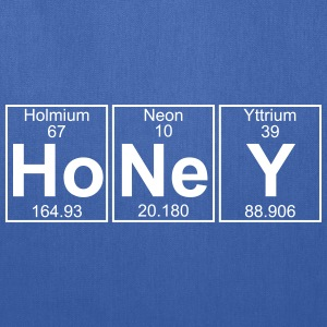 Ho-Ne-Y (honey) - Full Bags & backpacks - Tote Bag