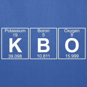 K-B-O (kbo) - Full Bags & backpacks - Tote Bag