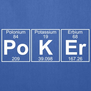 Po-K-Er (poker) - Full Bags & backpacks - Tote Bag