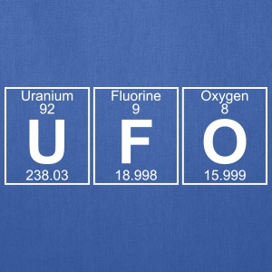 U-F-O (ufo) - Full Bags & backpacks - Tote Bag