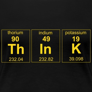 Periodic Think Element Women's T-Shirts - Women's Premium T-Shirt