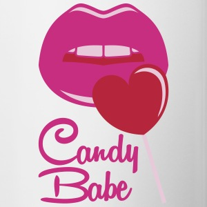 Candy Babe Accessories - Contrast Coffee Mug