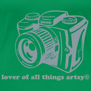 Lover of All Things Artsy - Women's Premium T-Shirt