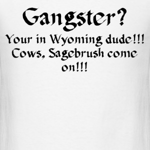 gangster T-Shirts - Men's T-Shirt