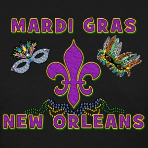 Mardi Gras New Orleans - Women's T-Shirt
