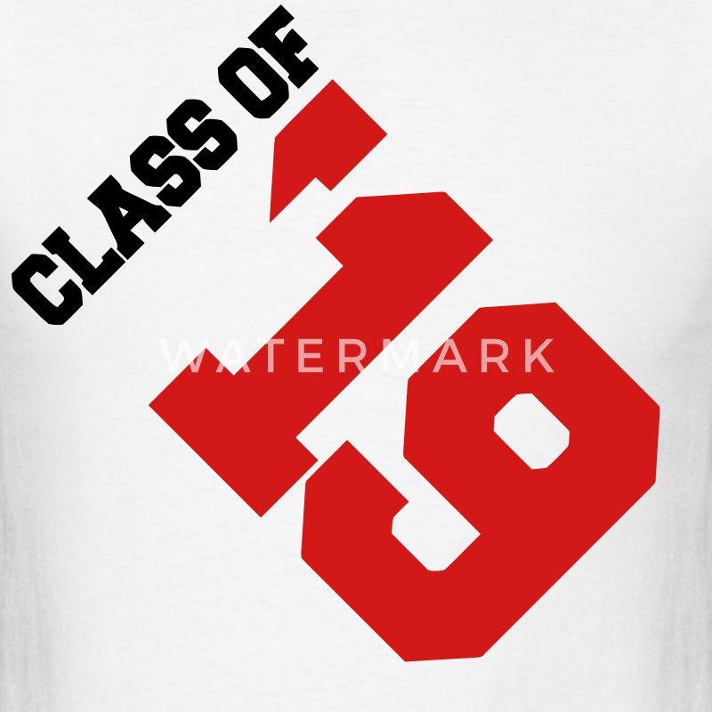 Class of '19 T-Shirts - Men's T-Shirt