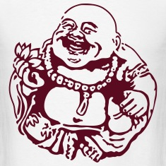 Buddha and Lotus T-Shirts