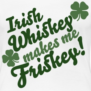 Irish Whiskey - Women's Premium T-Shirt