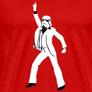 Saturday Night Trooper - Men's Premium T-Shirt