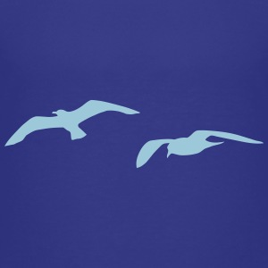 sea gull seagull harbour bird beach sailing ocean Baby & Toddler Shirts - Toddler Premium T-Shirt