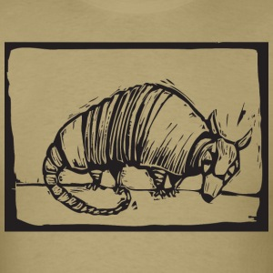 Armadillo T-Shirts - Men's T-Shirt
