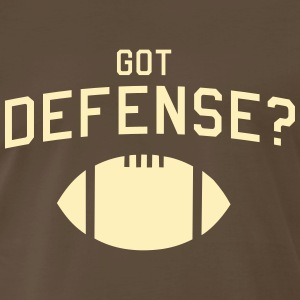 Football. Got Defense T-Shirts - Men's Premium T-Shirt