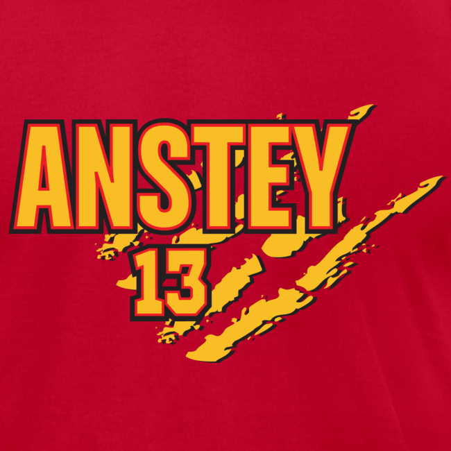 "Chris Anstey ""claws"""