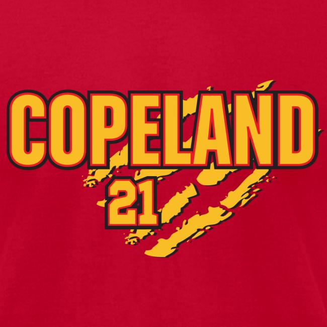 "Lanard Copeland ""claws"""