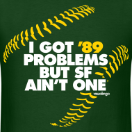 Design ~ '89 Problems - Men's Tee