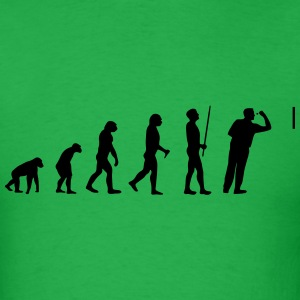 Evolution Dart T-Shirts - Men's T-Shirt
