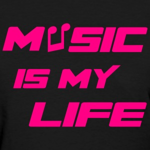 Music Women's T-Shirts - Women's T-Shirt