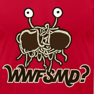 FSM - Men's T-Shirt by American Apparel