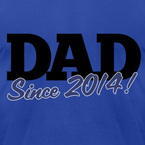 DAD 2014 - Men's T-Shirt by American Apparel