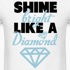 Tiffany Dunks Shine Bright Like A Diamond Shirt T-Shirts